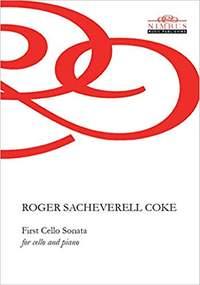 Roger Sacheverell Coke: First Cello Sonata for Cello & Piano