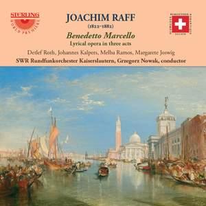 Joachim Raff: Benedetto Marcello