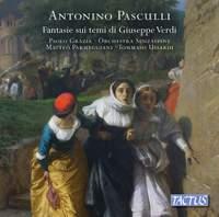 Antonino Pasculli: Fantasies on themes by Giuseppe Verdi