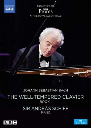 J S Bach: The Well-Tempered Clavier, Book I