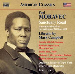Paul Moravec: Sanctuary Road - An oratorio based on the writings of William Still Product Image