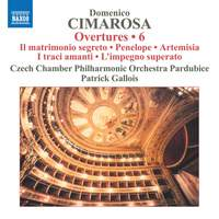 Cimarosa: Overtures Vol. 6