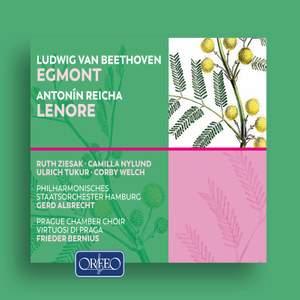 Beethoven: Egmont, Op. 84 & Antonín Reicha: Lenore Product Image