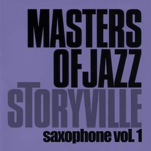 Storyville Masters of Jazz - Saxophone, Vol. 1
