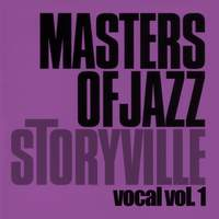 Storyville Masters of Jazz - Vocal Vol. 1