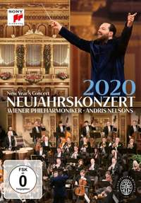 New Year's Concert 2020 (DVD)