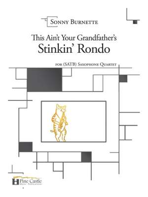 Sonny Burnette: This Ain't Your Grandfather's Stinkin' Rondo Product Image