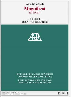 Antonio Vivaldi: Magnificat RV 610/611