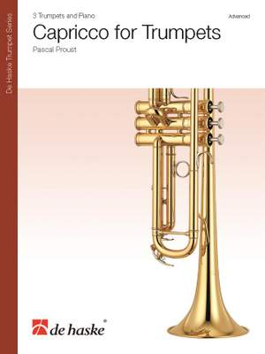 Pascal Proust: Capriccio for Trumpets