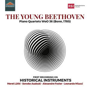 The Young Beethoven: Piano Quartets WoO 36 (Bonn, 1785) Product Image