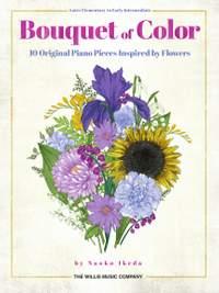 Naoko Ikeda: Bouquet of Color