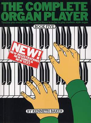 Kenneth Baker: The Complete Organ Player 5