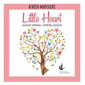 Afarin Mansouri: Little Heart (Arr. B. Ossareh) Product Image