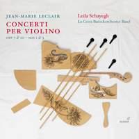 Leclair: Violin Concertos, Vol. 2
