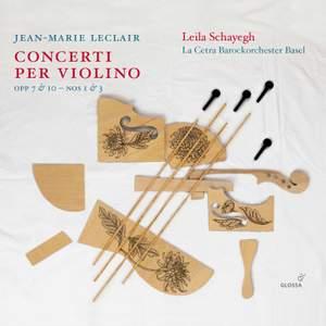 Leclair: Violin Concertos, Vol. 2 Product Image