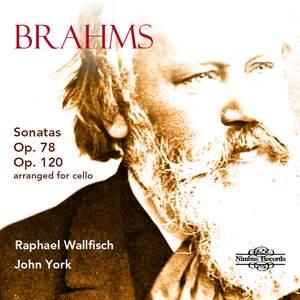 Brahms: Cello Sonatas Vol. 2