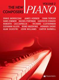 Piano- The New Composers - Volume 2