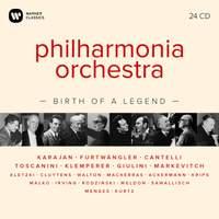 Philharmonia Orchestra - Birth of a Legend