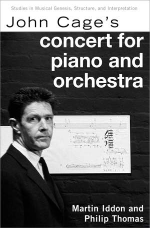 John Cage's Concert for Piano and Orchestra Product Image