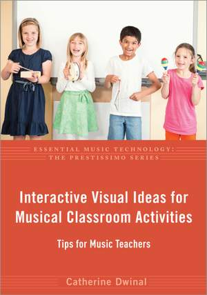 Interactive Visual Ideas for Musical Classroom Activities: Tips for Music Teachers Product Image