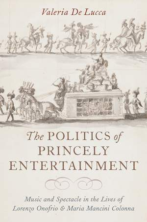The Politics of Princely Entertainment Product Image
