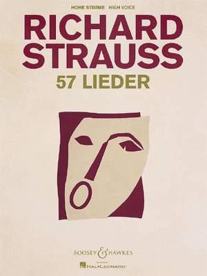 Strauss, R: 57 Lieder Product Image