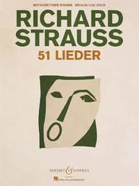 Strauss, R: 51 Lieder