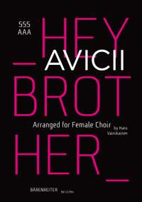 Avicii: Hey Brother for female choir (SSSAAA)