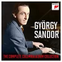 György Sándor - The Complete Columbia Album Collection