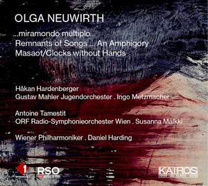 Olga Neuwirth: Miramondo Multiplo Product Image