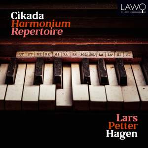 Lars Petter Hagen: Harmonium Repertoire