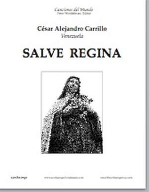 Cesar Carrillo: Salve Regina Product Image