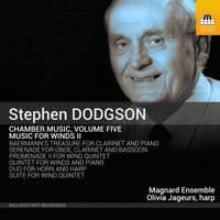 Stephen Dodgson: Chamber Music, Volume Five
