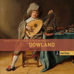 Dowland: Songs for tenor and lute