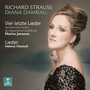Strauss: Vier letzte Lieder & Lieder Product Image