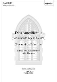 Palestrina, Giovanni da: Dies sanctificatus