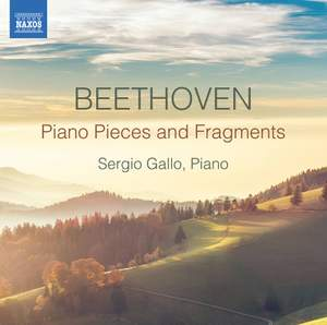 Beethoven: Piano Pieces & Fragments