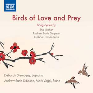 Birds of Love and Prey Product Image
