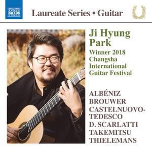 Ji Hyung Park Guitar Laureate Recital