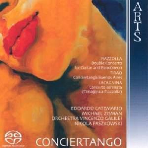 Conciertango (catemario, Zisman) [sacd/Cd Hybrid]