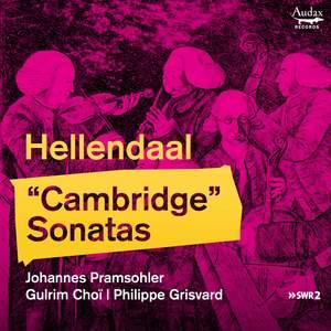 Hellendaal: 'Cambridge' Sonatas Product Image