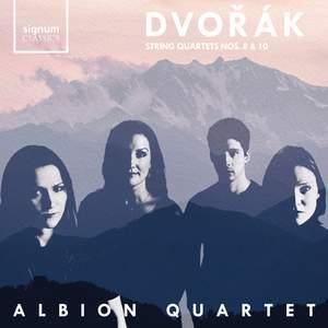 Dvořák: String Quartets Nos. 8 & 10 Product Image