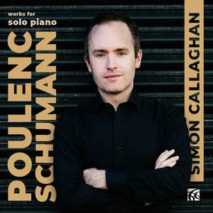Schumann & Poulenc: Works for Solo Piano Product Image