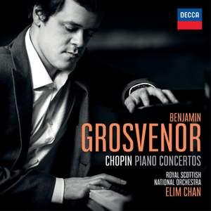 Chopin: Piano Concertos Nos. 1 & 2 Product Image