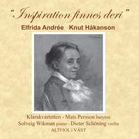 """Inspiration finnes deri'"