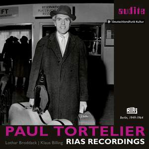 Paul Tortelier: RIAS Recordings