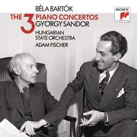 Bartók: The 3 Piano Concertos