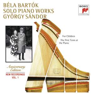 Bartók: For Children & The First Term at the Piano
