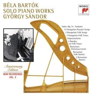 Bartók: 15 Hungarian Peasant Songs & Hungarian Folk Songs and More
