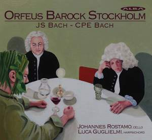 JS and CPE Bach: Orfeus Barock Stockholm